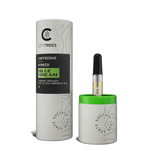 Blue Dream Distillate Cartridge - 1g