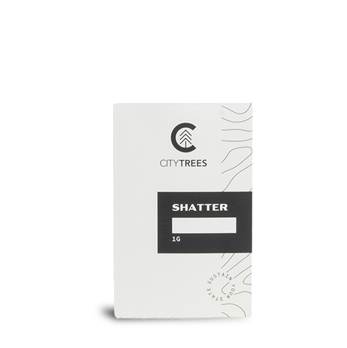 Cannabis Concentrate - Shatter - 1g